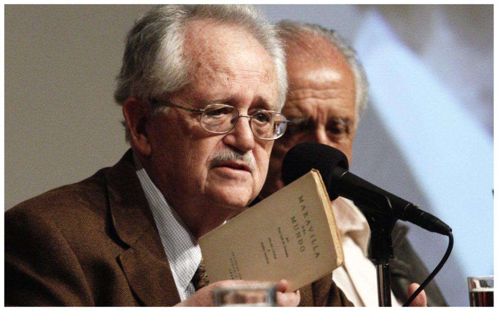 Fallece a los 85 años el periodista y cuentista José de la Colina