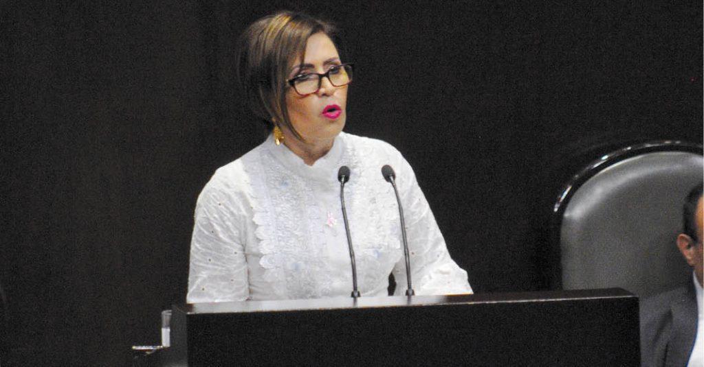 Morena impulsarán el dictamen mediante el cual Rosario Robles será sujeta a juicio político