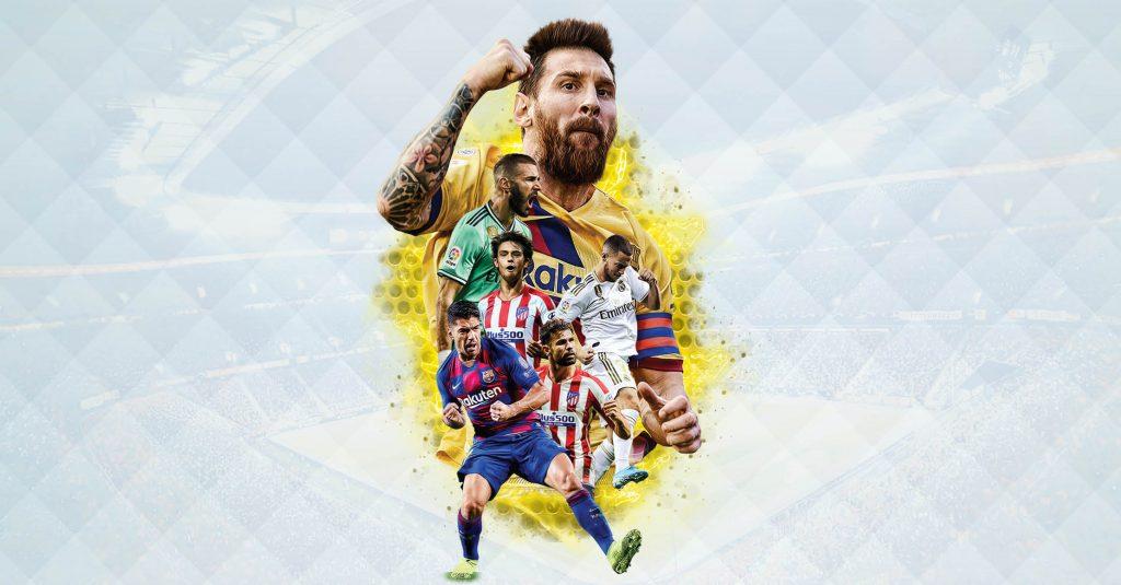 La Liga de España ha sorprendido en su inicio con los nuevos lideratos
