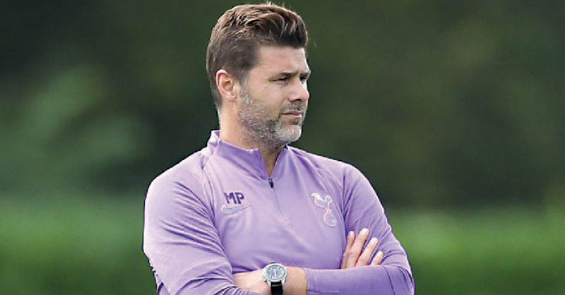 Tottenham Hotspu anunció la salida de Mauricio Pochettino
