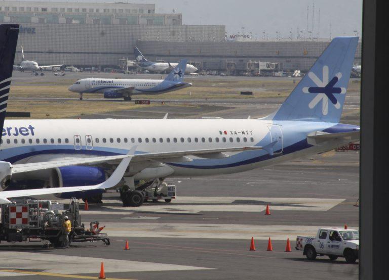 Con retrasos y algunas cancelaciones, Interjet retoma operaciones