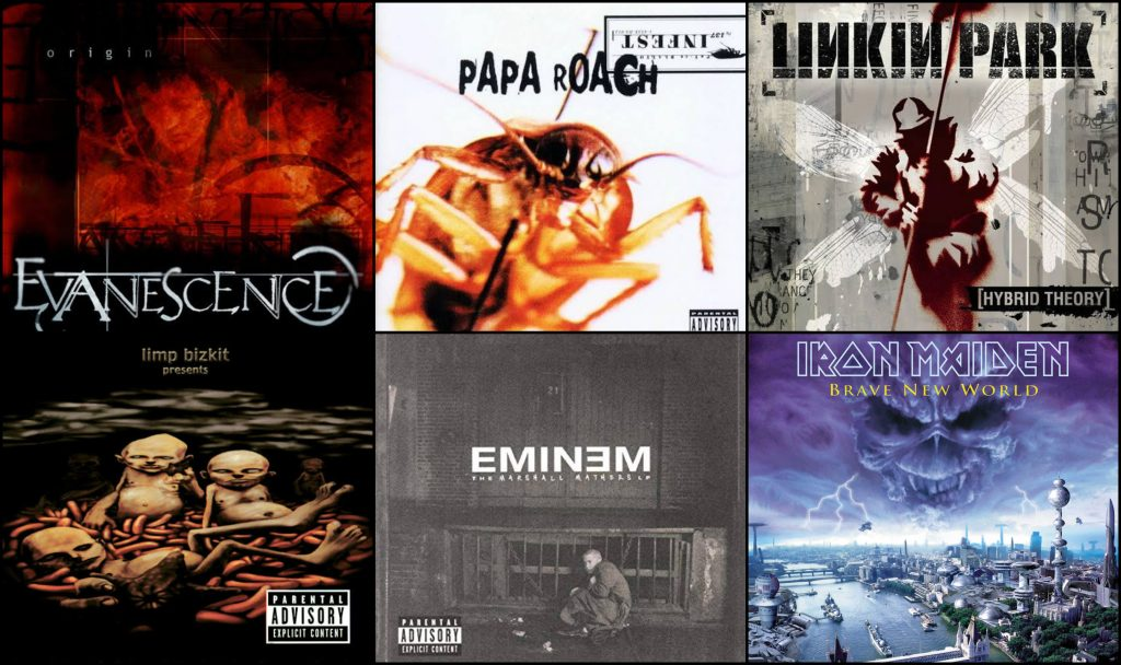 Estos son los 30 discos que cumplen 20 años en 2020