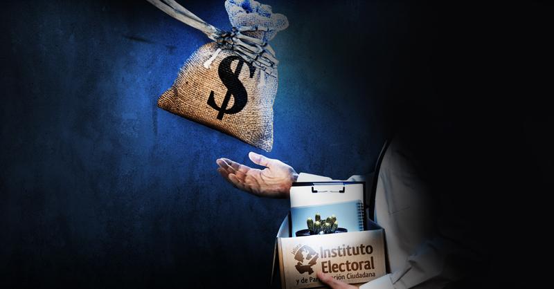 El IEPC de Jalisco se gastó más de 14 millones de pesos este año en indemnizaciones para 65 de sus funcionarios