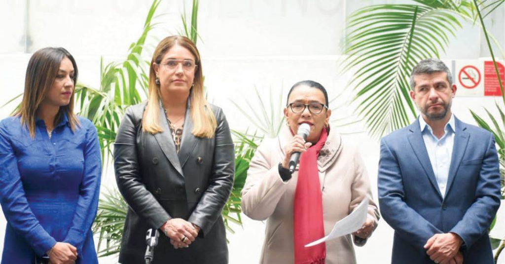La iniciativa de Ley del Registro Público de Agresores Sexuales fue entregada al Congreso