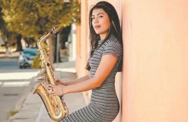 """""""Situación de las mujeres en México es un retroceso de la humanidad"""": saxofonista atacada con ácido"""
