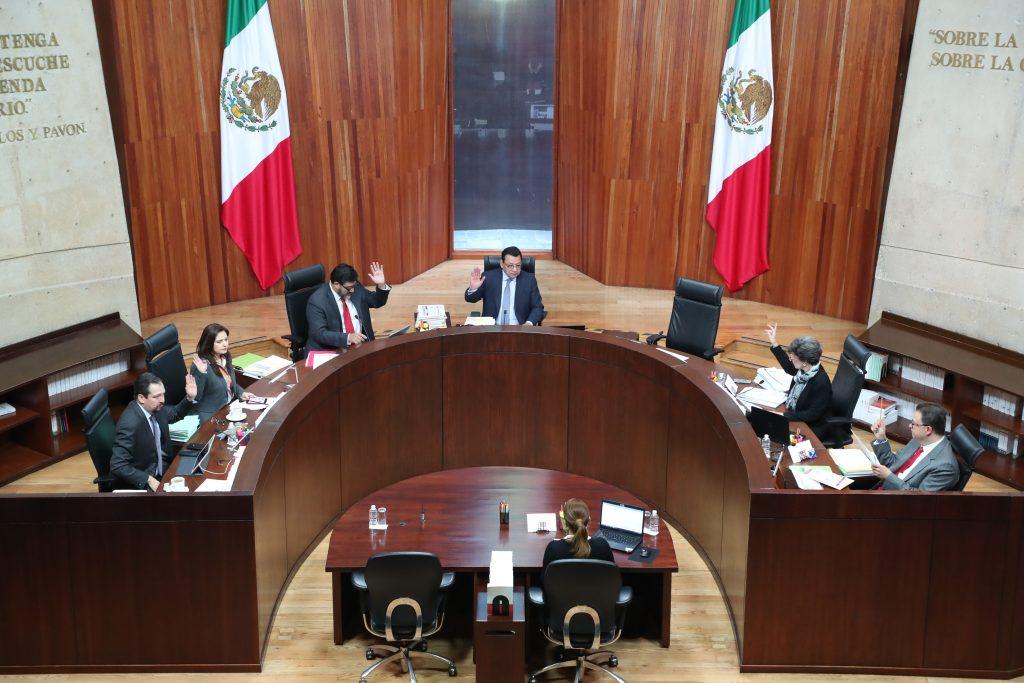 TEPJF perfila dar razón al INE en reglas que limitan sobrerrepresentación en el Congreso