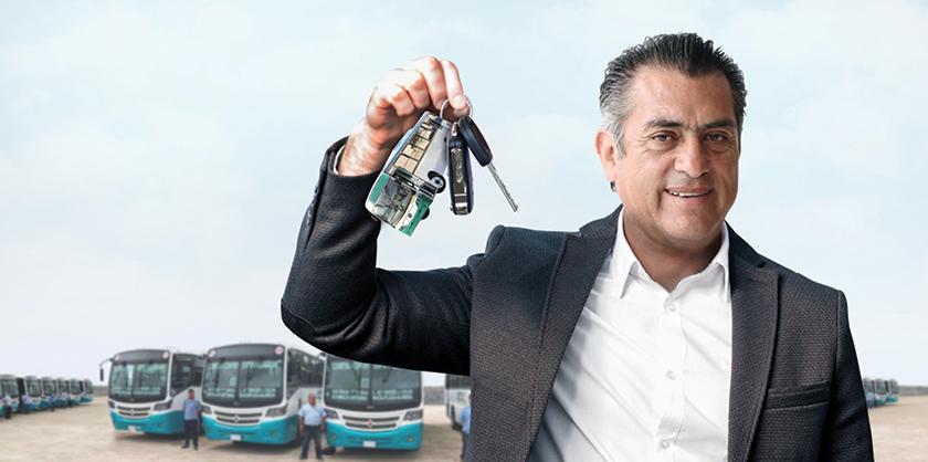 El proyecto de la nueva Ley de Movilidad establece facultades para la requisa del sistema del transporte