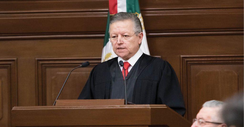 Arturo Zaldívar reconoció que el poder Judicial ha sido opacado