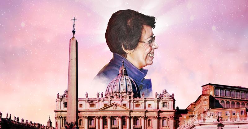 Francesca Di Giovanni asumió un cargo importante en la Santa Sede