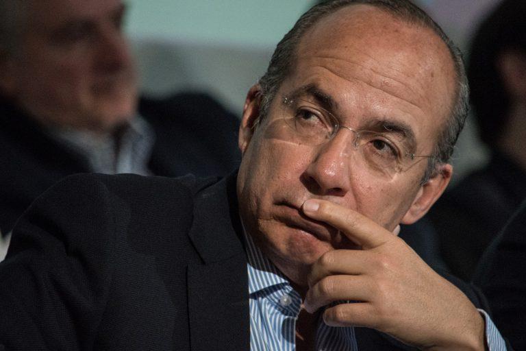 Qué suerte tienen los de Sinaloa en este gobierno: Felipe Calderón