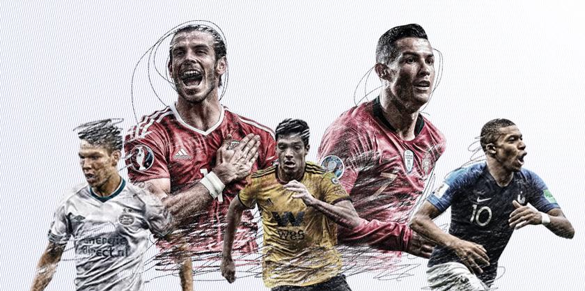 La pelota rodará a mediados de este año con las mejores selecciones de futbol de Europa