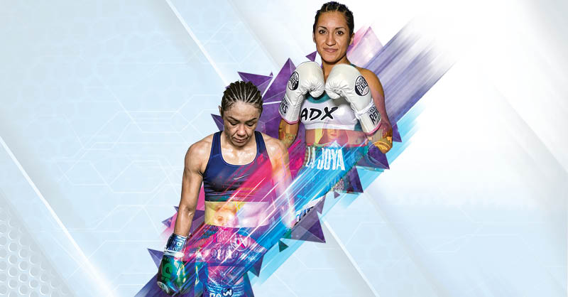 Jackie Nava y Esmeralda Moreno han sido de las pioneras del boxeo femenil en México
