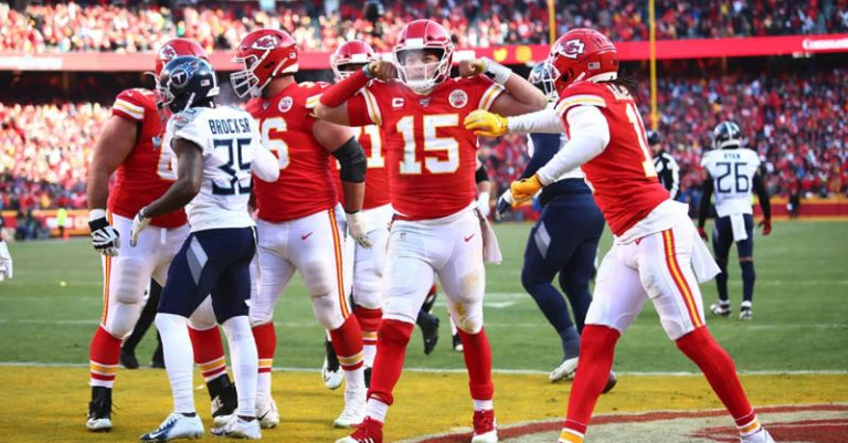 Los Jefes de Kansas City tratarán de ser los primeros en ganar el Super Bowl