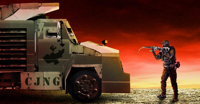 Autoridades de Jalisco confirmaron que el CJNG está produciendo sus propios vehículos acorazados, tanquetas