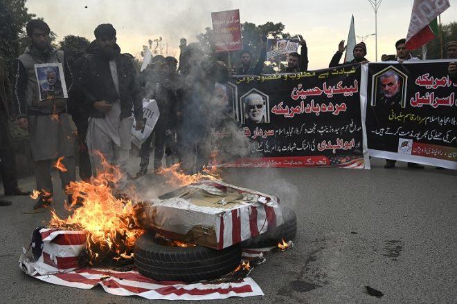 EU lanza nueva ofensiva contra Irán; reportan muertos y heridos
