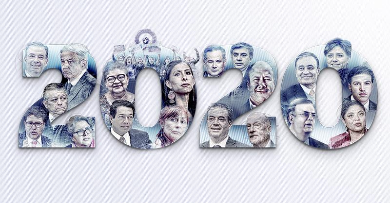 Estos son los personajes que marcarán la agenda política