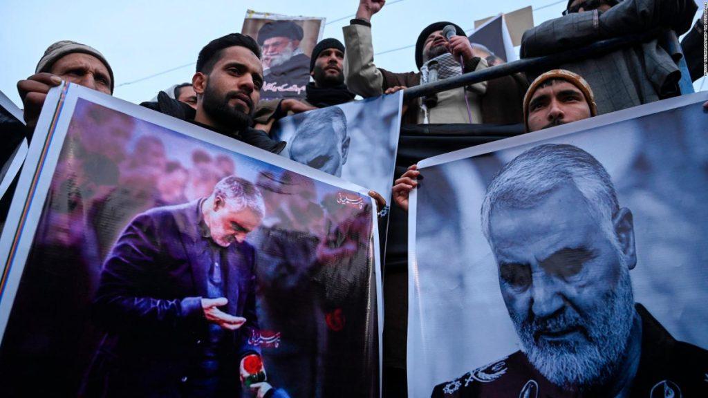 """El día que los hombres de Soleimani contactaron a """"Los Zetas"""" para asesinar a embajador en EU"""