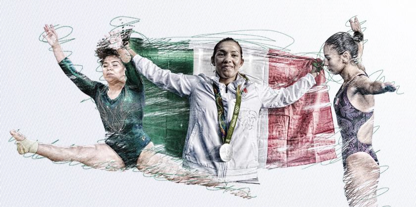 México comienza a forjar su delegación para los Juegos Olímpicos de Tokio 2020