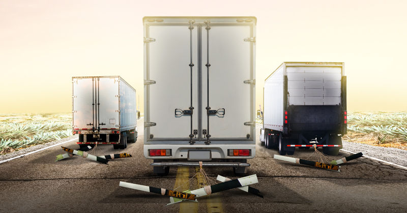 El Gobierno de Jalisco cedió finalmente a las exigencias del gremio de transportistas