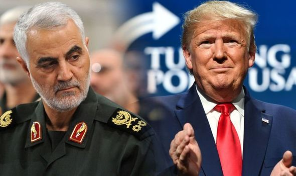 Congreso de EU limitaría acciones militares de Trump en Irán