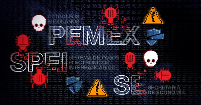 Los ciberataques a dependencias van en aumento en México