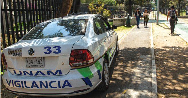 Autoridades de la UNAM aceptan que deben tener personal de seguridad mucho más capacitado.