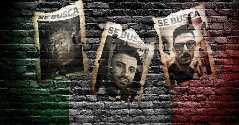 La SEIDO y la Fiscalía de Jalisco han sido incapaces de dar con el paradero de los tres italianos