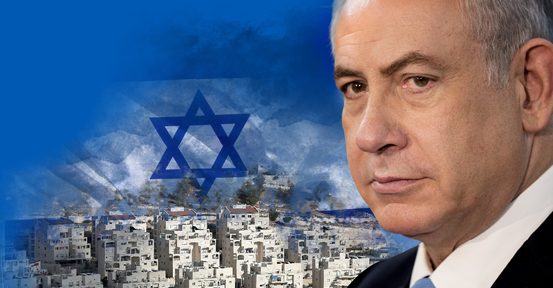Benjamin Netanyahu anunció la construcción de más de 5 mil viviendas al norte de Jerusalén