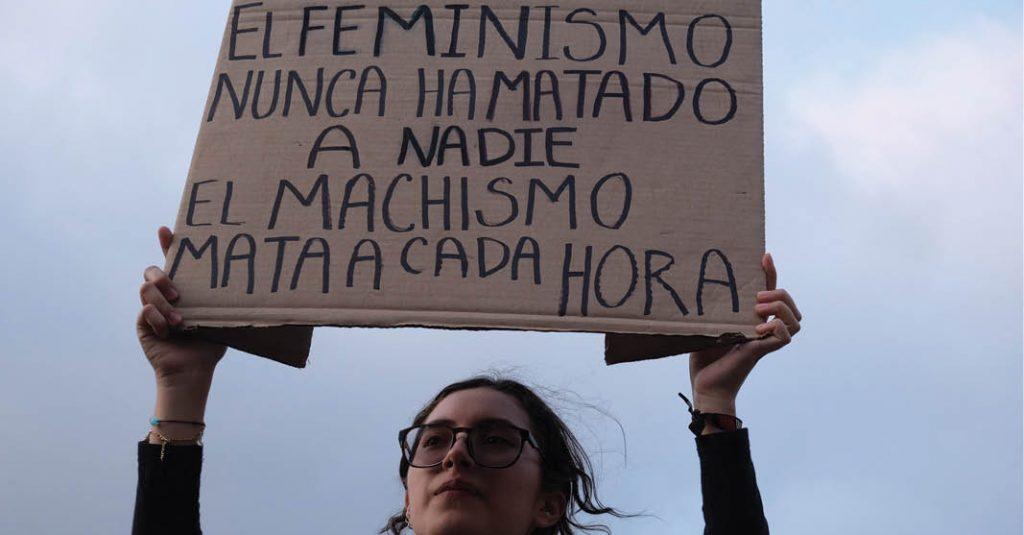 Paro Nacional de Mujeres