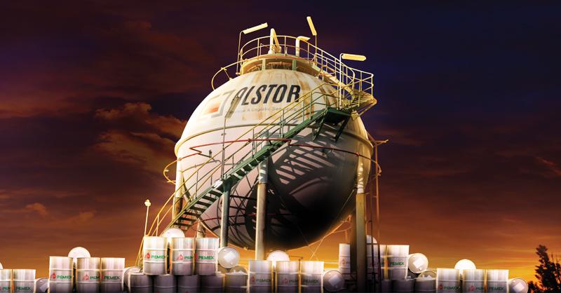 Pemex Transformación Industrial estableció un contrato confidencial con la empresa Olstor Services