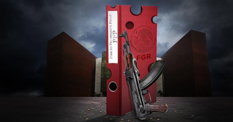 El Plan de Persecución Penal que presentó la FGR al Senado es una lista prioritaria de ilícitos a combatir