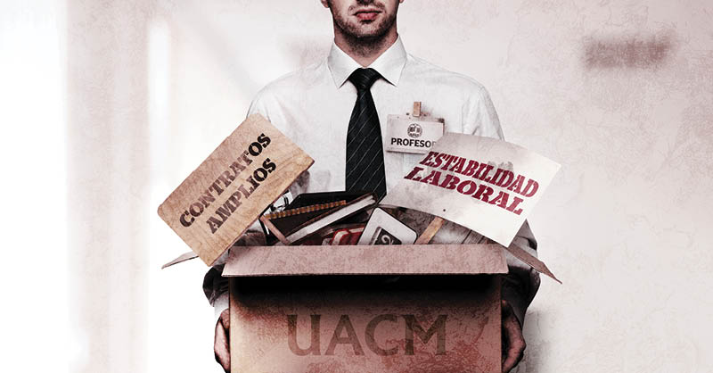 Un grupo de profesores de la UACM acusa a la institución de lesionar sus derechos