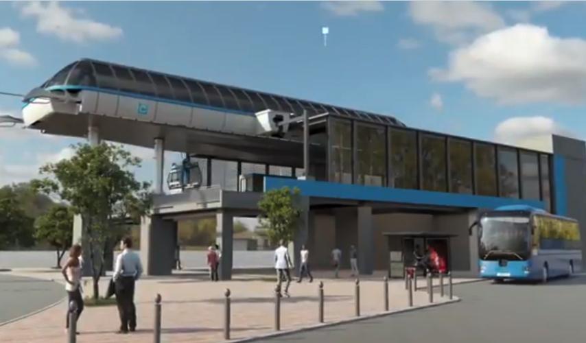 Línea 2 del Cablebús presenta avance del 30 por ciento (VIDEO)