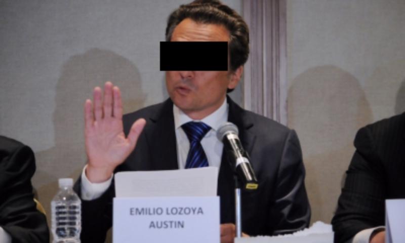 'No soy responsable, ni culpable'; Emilio Lozoya se declara inocente