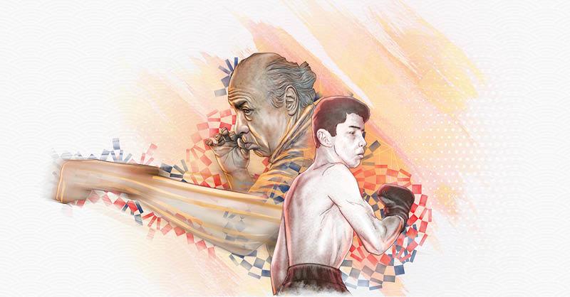 Juan Fabila, quien se sobrepuso a adversidades internas y externas para conseguir el bronce en Tokio 64