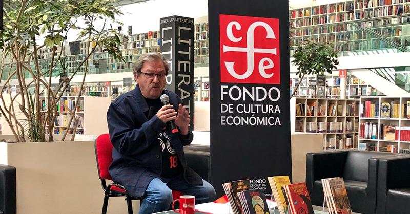 El Fondo de Cultura Económica (FCE) buscará impulsar la lectura en Xalapa