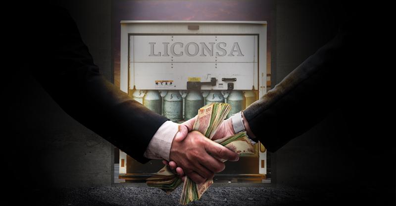 Liconsa compró de manera irregular casi 12 millones de litros de leche