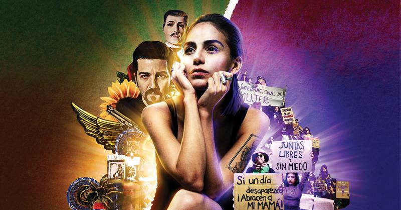 Louna Beltrán interpreta a Isabel Arellano Félix en la segunda temporada de la serie de Netflix
