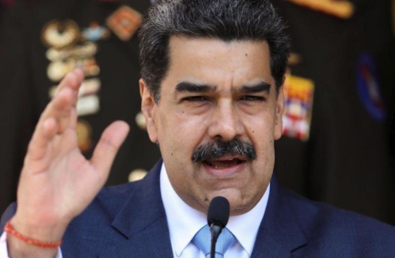 """""""Fue de derecha, bien derecha"""": Nicolás Maduro habla sobre Felipe Calderón (VIDEO)"""