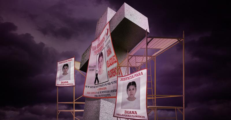Lidia Florencio, colocará hoy un memorial frente al Ministerio Público del municipio de Chimalhuacán
