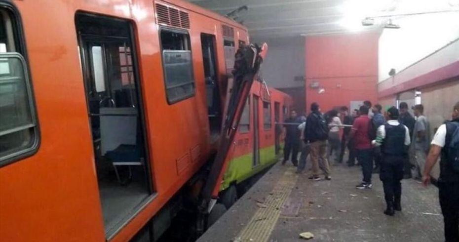 Peritaje de accidente de Metro Tacubaya estará listo en 7 días