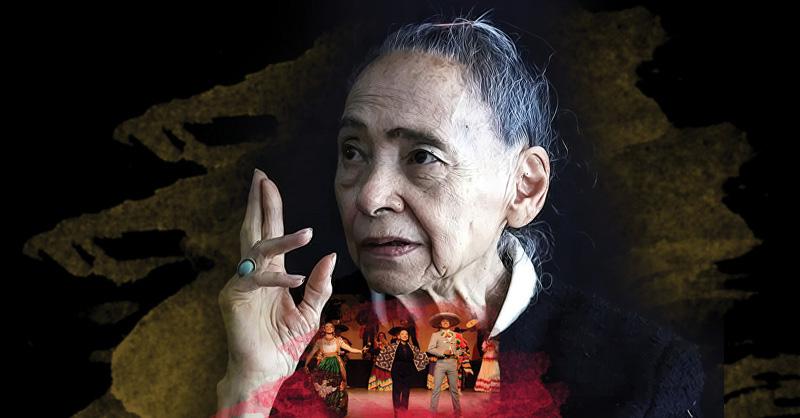 La comunidad artística del país hizo un reconocimiento a la bailarina y coreógrafa Nieves Paniagua