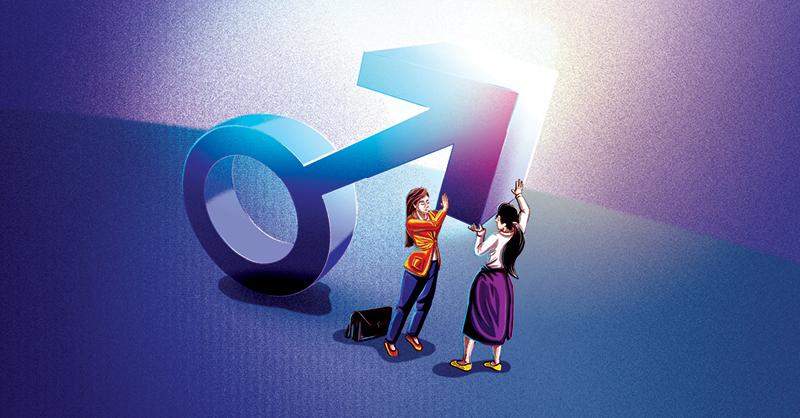 La paridad de género en los tres Poderes de la Unión se convirtió en una norma