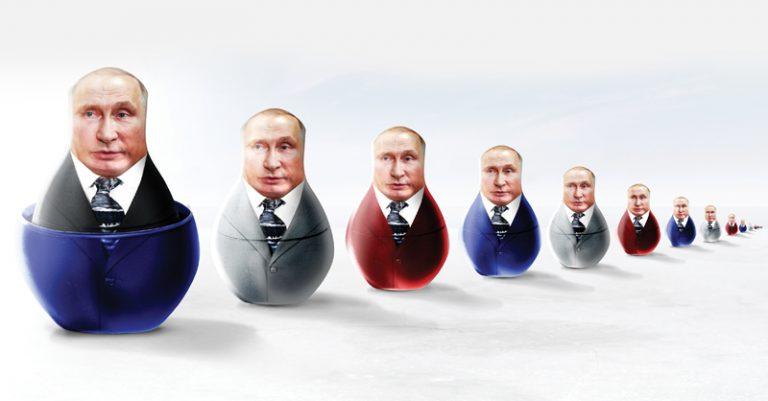 El presidente de Rusia, Vladimir Putin, podría extender su mandato