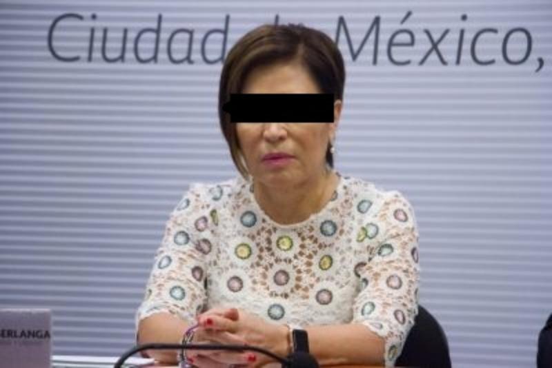Rosario Robles se declara inocente por Estafa Maestra; renuncia a procedimiento abreviado