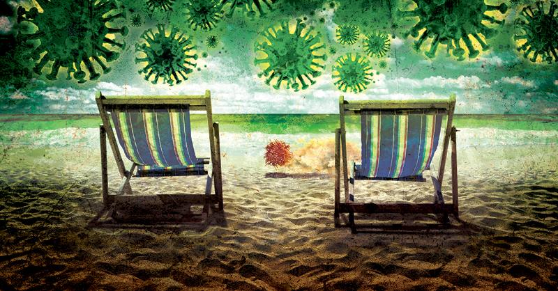 El sector del turismo atraviesa por una de sus mayores crisis por el coronavirus