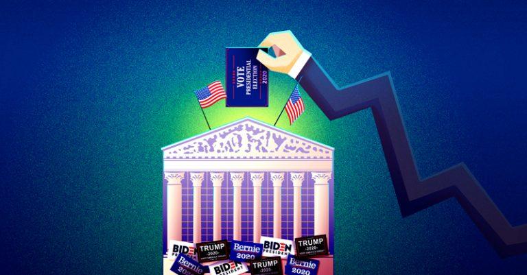 urante los siguientes meses la política será el foco de atención de los inversionistas en Wall Street