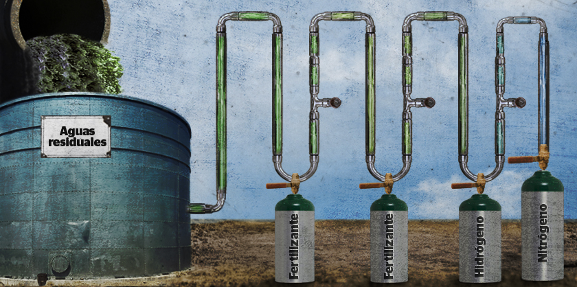 Las aguas residuales son un recurso que es más que un desecho
