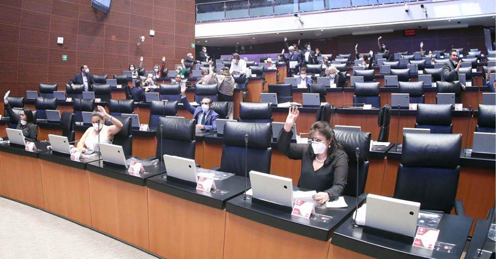 La mayoría de Morena en el Senado aprobó el pasado lunes la Ley de Amnistía
