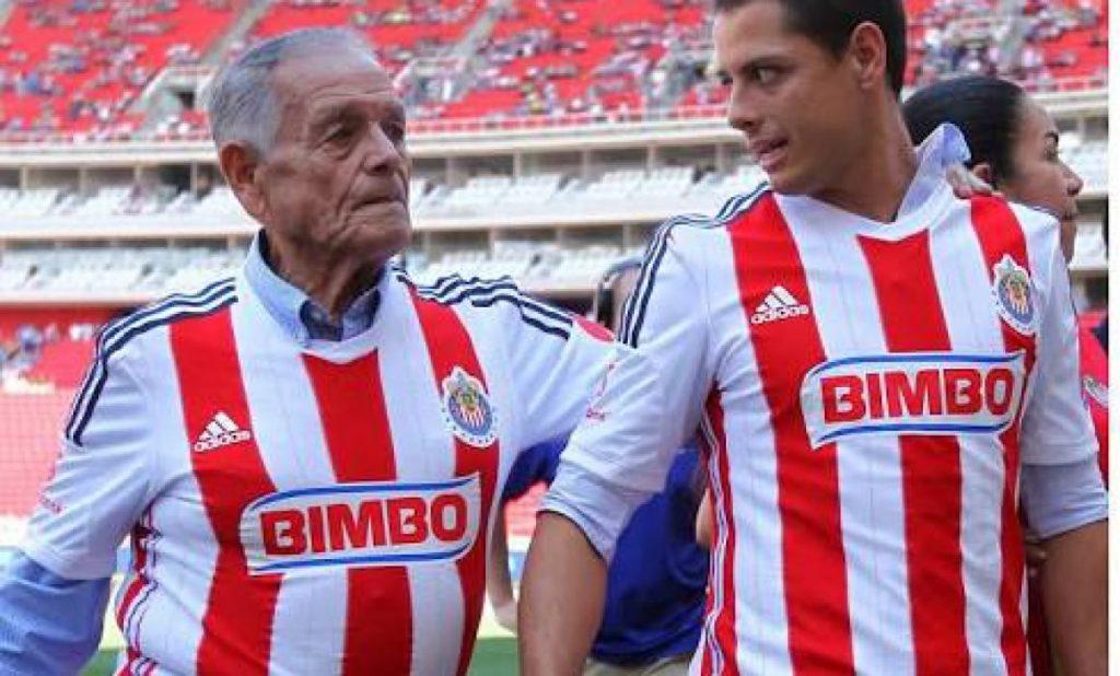 Muere Tomás Balcázar, abuelo del 'Chicharito' y jugador legendario de Chivas